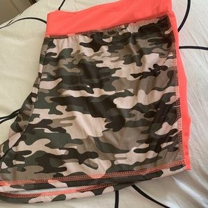 2XL Shorts Work Out Zone Pro Camo Camouflage.
